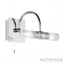 Endon 447 Bathroom Wall Light In Chrome