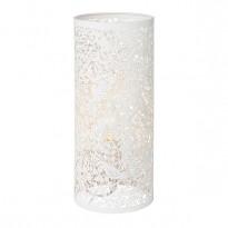 Endon 55473 Secret Garden Table Lamp in Matt Ivory Finish