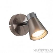 Endon 76202 Kai LED Sgl Spotlight 3.5W