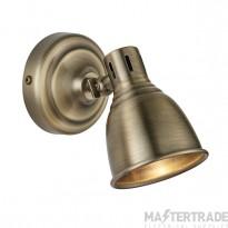 Endon 76277 Westbury LED Spot 3.5W AB