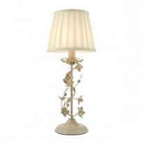 Endon LULLABY-TLCR Lullaby Cream Gold Table Lamp