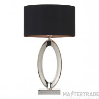 Endon NERINO Table Lamp GLS BC 60W