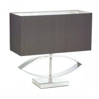 Endon TRAMINI Table Lamp BC GLS 60W