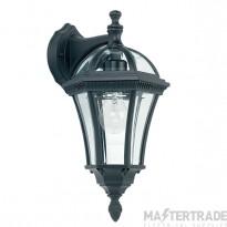 Endon YG-3501 Exterior Wall Lantern In Black