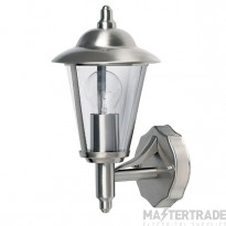 Endon YG-862-SS Exterior Wall Light In Stainless Steel