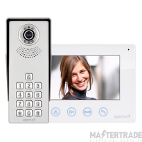 ESP Colour Video Door Entry Keypad System