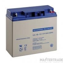 ESP BAT18 Battery 12V 18ah
