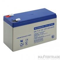 ESP BAT7 Battery 12V 7ah