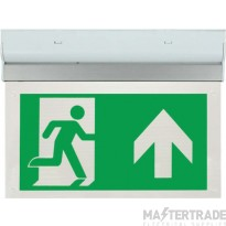 ESP LED 2W Maintained Exit Sign Legend UP