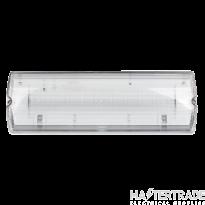 ESP EMLED5WMBULK LED Emergency Exit Surface Bulkhead IP65 3hrM 5W