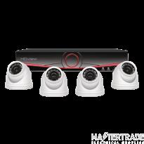 4 Channel Full HD 500GB CCTV System