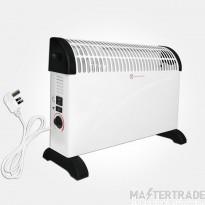Eterna CONVECTFAN Convector Heater & Turbo Fan