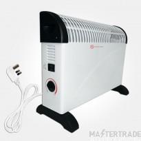 Eterna CONVECTSTD Convector Heater 2kW