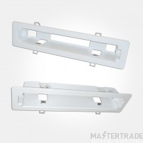 Eterna EXITREC White recessed mounting kit for EXITMMO