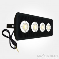 Eterna FLOOD200 Floodlight LED 200W Blk