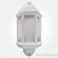 Eterna HL60WH Half Lantern ES GLS 60W