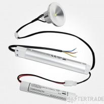 Eterna LDLEM3 LED Emergency Recessed Downlight 3hrNM