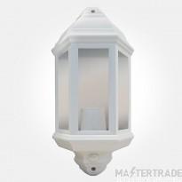 Eterna PIRHL60WH Half Lantern+PIR 60W