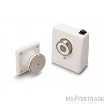 24v Magnetic door retainer - ABS