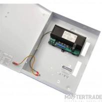 24v 1A PSU (EN54-4) - 2 x 12v 7Ahr Batteries