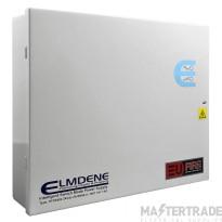 24v 2A PSU (EN54-4) - 2 x 12v 7Ahr Batteries