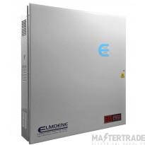 24v 2A PSU (EN54-4) - 2 x 12v 17Ahr Batteries