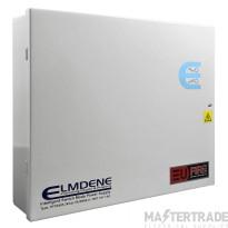 24v 5A PSU (EN54-4) - 2 x 12v 7Ahr Batteries