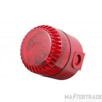 Solex Beacon Deep Base, Red body, Red Lens