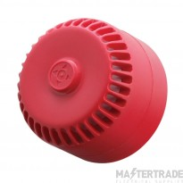 Roshni Low Profile Shallow Base - RED