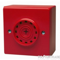 Askari Compact Sounder Surface - RED, Switch