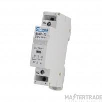Europa EUC1-20-2NCB Modular Contc 20A