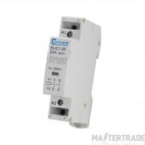 Europa EUC1-20-2P Modular Contactor 20A