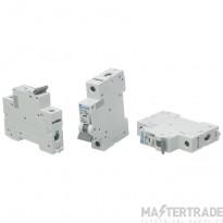 Europa EUC1P50C MCB SP Type C 50A 10kA
