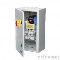 Europa FS633PSNME Fused L/B Switch 63A
