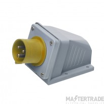Europa IAP163F App/Inlet 2P+E 16A 110V