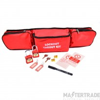 Europa LT-KIT001 Lockout Pouch Kit