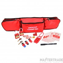 Europa LT-KIT002 Lockout Pouch Kit