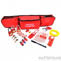 Europa LT-KIT003 Lockout Pouch Kit