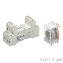 Europa R8S24A2PDT Miniature Relay 24V