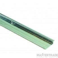 Europa STBDR1MP Top Hat Din Rail 35mmx1m