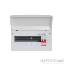 FuseBox F2011M 100A Main Switch 11 Way