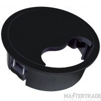 Tass FGB169C Floor Grommet 169mm Black