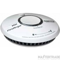 FireAngel Thermoptek Smoke Alarm with 10 Year Lithium Battery ST-622T