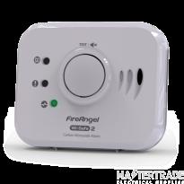 FireAngel W2-CO-10XT CO Alarm 10 Year