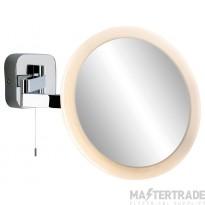 Firstlight 3460CH W/Lgt LED 5W Mirror