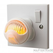 Firstlight 5942AM Amber LED Night Light