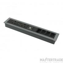 Tass FM2/246C Desk Power & USB 2x5A