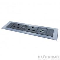 Tass FM2/2USB Desk Power & USB 2x5A