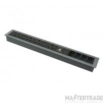 Tass FM4/246C Desk Power & USB 4x5A