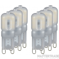 Forum INL-28578 Cool White LED Non-Dimmable G9 Capsule Lamp 2.5W 4500K